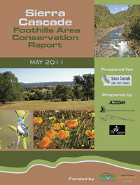 Go to the Sierra Cascade Foothills Conservation Report page